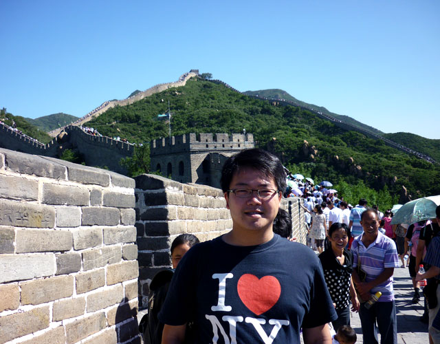 Anton Wardaya Great Wall, China