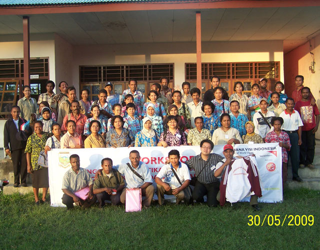 Anton Wardaya Papua Teachers